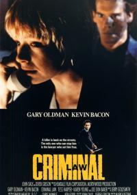 Prawo i sprawiedliwość (1988) plakat