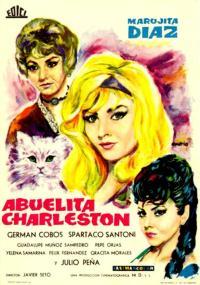 Abuelita Charlestón (1962) plakat