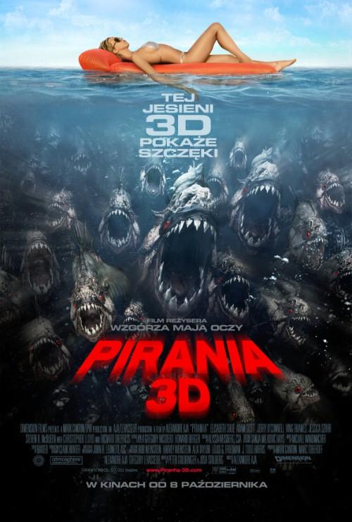 Pirania 3D