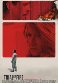 Chrzest ogniem (2018) plakat