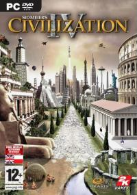 Civilization IV (2005) plakat