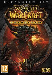 World of Warcraft: Cataclysm (2010) plakat