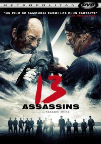 13 zabójców (2010) plakat