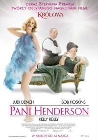 Pani Henderson (2005) plakat