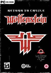 Return to Castle Wolfenstein (2001) plakat