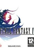 Final Fantasy IV (1991) plakat