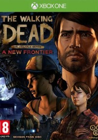 The Walking Dead: The Telltale Series - A New Frontier (2016) plakat