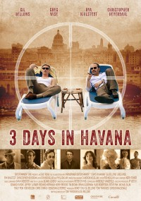 Three Days in Havana (2013) plakat