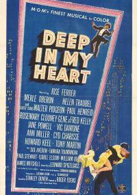 Z głębi serca (1954) plakat