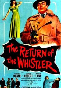 The Return of the Whistler (1948) plakat