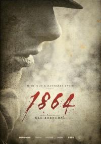 1864 - brødre i krig (2014) plakat
