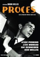plakat - Proces (1962)
