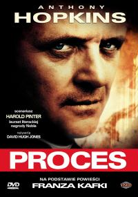 Proces (1993) plakat