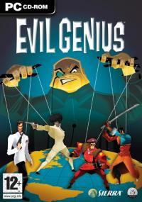Evil Genius (2004) plakat