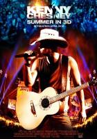 plakat - Kenny Chesney: Summer in 3D (2010)