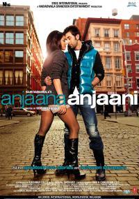 Anjaana Anjaani (2010) plakat