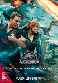 Jurassic World: Upadłe królestwo (2018) plakat