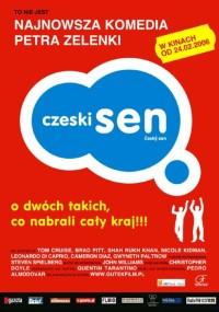 Czeski sen (2004) plakat