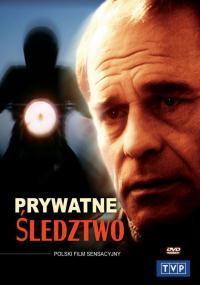 Prywatne śledztwo (1986) plakat