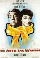 Małpa w zimie (1962) plakat