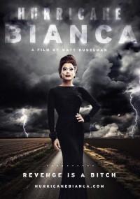 Huragan Bianca (2016) plakat