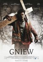 plakat - Gniew (2017)