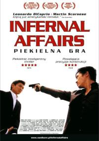Infernal Affairs: Piekielna gra (2002) plakat