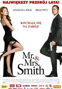 Mr. & Mrs. Smith (2005) plakat