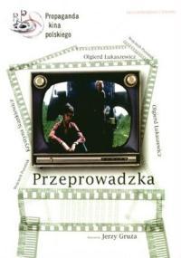 Przeprowadzka (1972) plakat