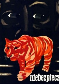 Niebezpieczne ścieżki (1954) plakat