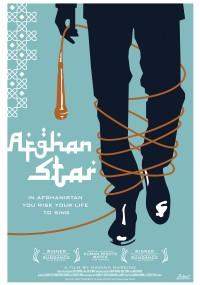 Afgański Idol (2009) plakat