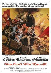 Najemnicy (1970) plakat