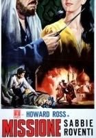 Missione sabbie roventi (1966) plakat