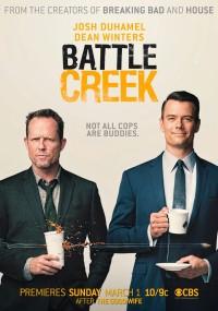 Battle Creek (2015) plakat