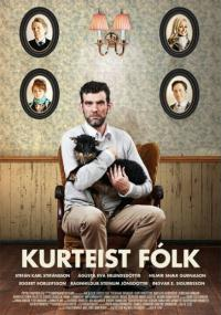 Kurteist fólk (2011) plakat