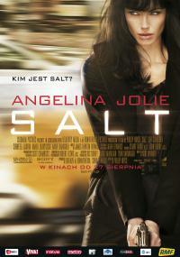 Salt (2010) plakat