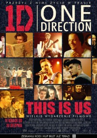 One Direction: This is Us (2013) plakat
