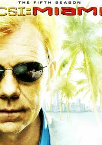 CSI: Kryminalne zagadki Miami (2002) plakat