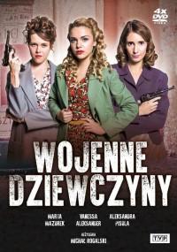 Wojenne dziewczyny (2017) plakat