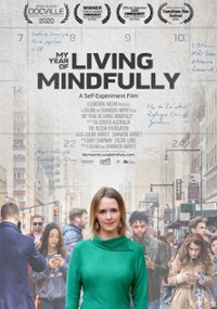My Year of Living Mindfully (2020) plakat