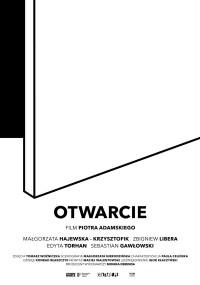 Otwarcie (2016) plakat