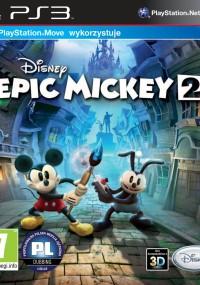 Disney Epic Mickey 2: Siła dwóch (2012) plakat