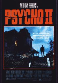 Psychoza II (1983) plakat