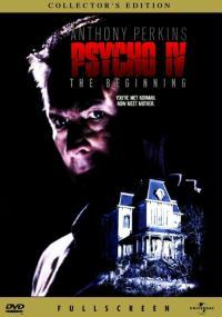 Psychoza IV: Początek (1990) plakat