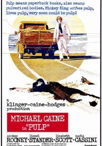 Pulp (1972) plakat