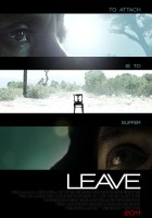 plakat - Leave (2011)