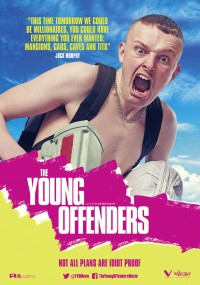 The Young Offenders (2016) plakat