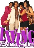 plakat - Living Single (1993)