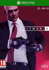 Hitman 2 (2018) plakat