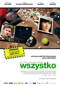 Wszystko (2009) plakat